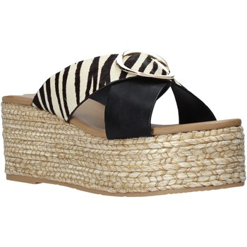 Sapatos Mulher Chinelos Gold&gold A21 GK98 Preto