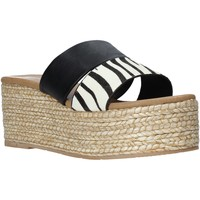 Sapatos Mulher Chinelos Gold&gold A21 GK99 Preto