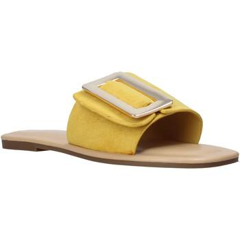 Sapatos Mulher Chinelos Gold&gold A21 GJ551 Amarelo
