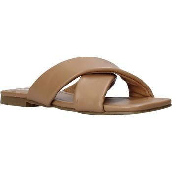 Sapatos Mulher Chinelos Gold&gold A21 GY221 Castanho