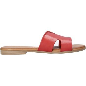 Sapatos Mulher Chinelos Dorea MH102 Vermelho