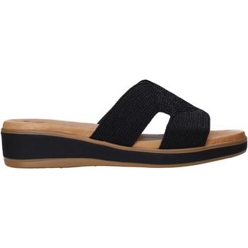 Sapatos Mulher Chinelos Susimoda 1032 Preto
