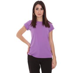 Textil Mulher T-Shirt mangas curtas Dixie T924P092 Tolet