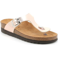 Sapatos Mulher Chinelos Grunland CB2430 Rosa