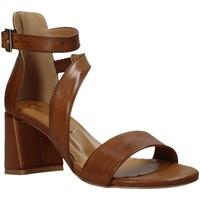 Sapatos Mulher Sandálias Grace Shoes 380034 Castanho