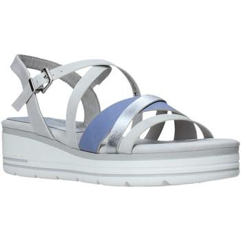 Sapatos Mulher Sandálias Marco Tozzi 2-2-28770-26 Cinzento