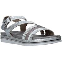 Sapatos Mulher Sandálias Marco Tozzi 2-2-28627-26 Prata