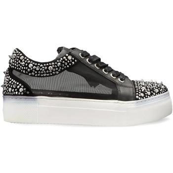 Sapatos Mulher Sapatilhas Cult CLE104268 Preto