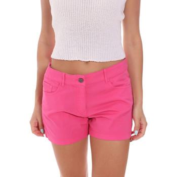 Textil Mulher Shorts / Bermudas Colmar 0916T 5TQ Rosa