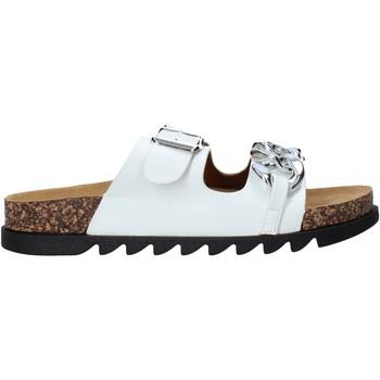 Sapatos Mulher Chinelos Gold&gold A21 FL160 Branco