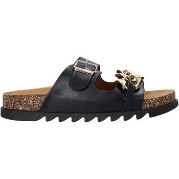 Sapatos Mulher Chinelos Gold&gold A21 FL160 Preto