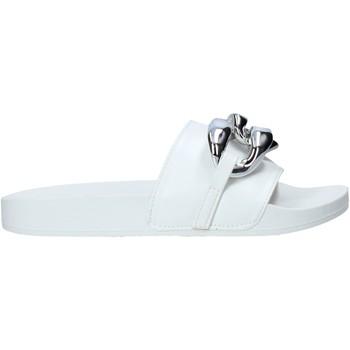 Sapatos Mulher Chinelos Gold&gold A21 FL162 Branco