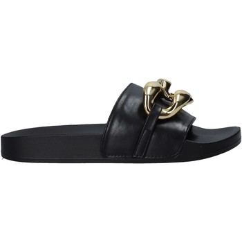 Sapatos Mulher Chinelos Gold&gold A21 FL162 Preto