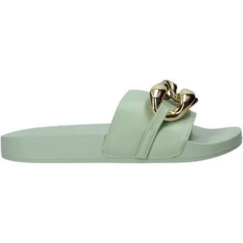 Sapatos Mulher Chinelos Gold&gold A21 FL162 Verde