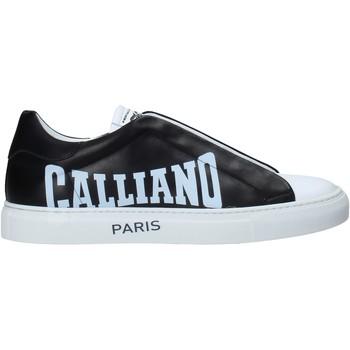 Sapatos Homem Sapatilhas John Galliano 11007/CP B Preto