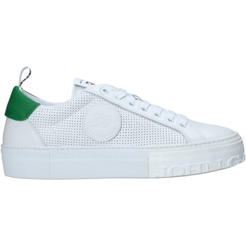 Sapatos Homem Sapatilhas John Galliano 11010/CP A Branco