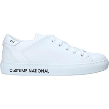 Sapatos Homem Sapatilhas Costume National 10425/CP A Branco