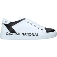 Sapatos Homem Sapatilhas de cano-alto Costume National 10426/CP B Branco