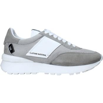 Sapatos Homem Sapatilhas Costume National 10418/CP B Cinzento