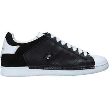 Sapatos Homem Sapatilhas Costume National 10410/CP A Preto