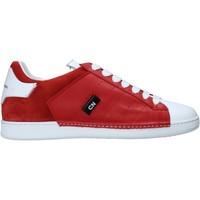 Sapatos Homem Sapatilhas Costume National 10410/CP C Vermelho