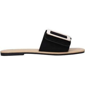 Sapatos Mulher Chinelos Gold&gold A21 GJ551 Preto