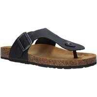 Sapatos Homem Sandálias Docksteps DSM228400 Preto