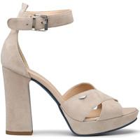 Sapatos Mulher Sandálias Alberto Guardiani AGW002700 Bege