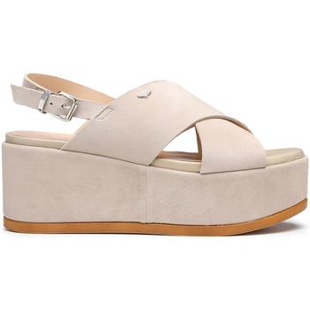 Sapatos Mulher Sandálias Alberto Guardiani AGW003000 Bege