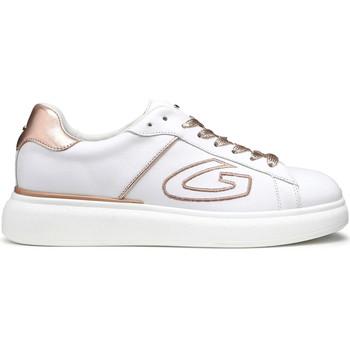 Sapatos Mulher Sapatilhas Alberto Guardiani AGU101126 Branco
