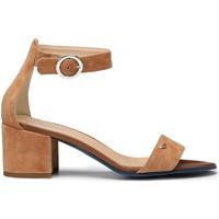 Sapatos Mulher Sandálias Alberto Guardiani AGW003201 Bege
