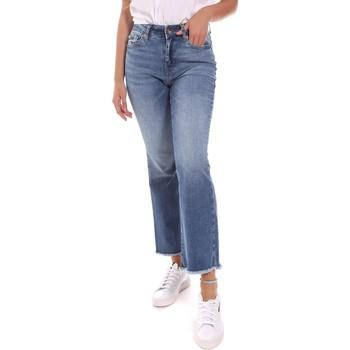 Textil Mulher Calças Jeans Gaudi 111BD26007 Azul