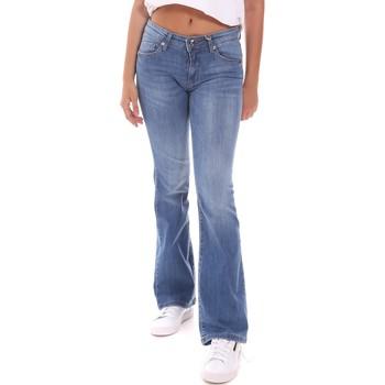 Textil Mulher Calças Jeans Gaudi 111BD26014L30 Azul