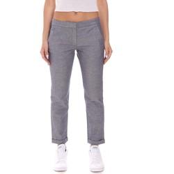 Textil Mulher Calças Colmar 0653W 1SQ Cinzento