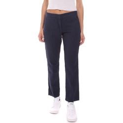 Textil Mulher Calças Colmar 0654T 1SQ Azul