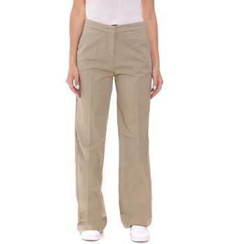 Textil Mulher Calças Colmar 0656T 5TQ Bege
