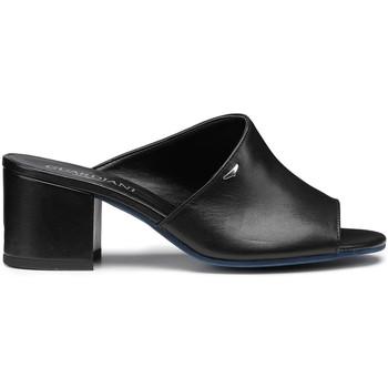 Sapatos Mulher Chinelos Alberto Guardiani AGW003305 Preto