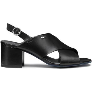 Sapatos Mulher Sandálias Alberto Guardiani AGW003405 Preto