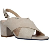 Sapatos Mulher Sandálias Alberto Guardiani AGW003400 Bege