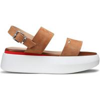 Sapatos Mulher Sandálias Alberto Guardiani AGW004101 Bege