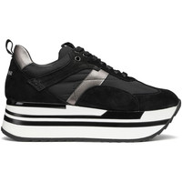 Sapatos Mulher Sapatilhas Alberto Guardiani AGW004303 Preto