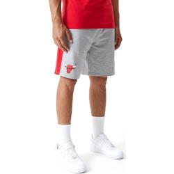 Textil Homem Shorts / Bermudas New-Era 12590890 Cinzento