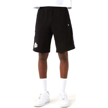 Textil Homem Shorts / Bermudas New-Era 12720121 Preto