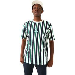 Textil Homem T-Shirt mangas curtas New-Era 12720146 Azul
