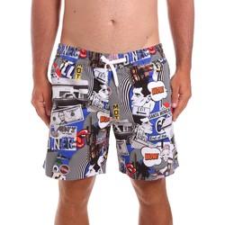 Textil Homem Fatos e shorts de banho Colmar 7248 4TL Azul