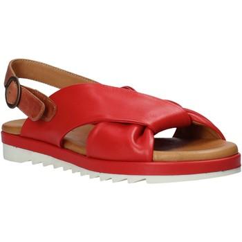 Sapatos Mulher Sandálias Sshady L1403 Vermelho