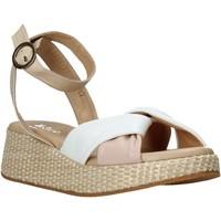 Sapatos Mulher Sandálias Sshady L2401 Bege