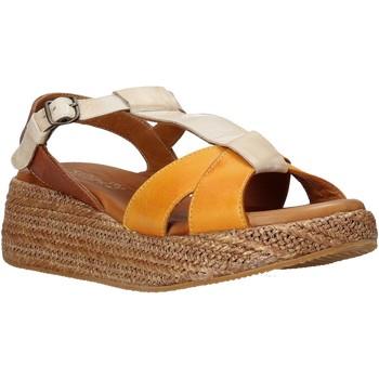 Sapatos Mulher Sandálias Sshady L2404 Castanho