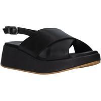 Sapatos Mulher Sandálias Sshady L2410 Preto