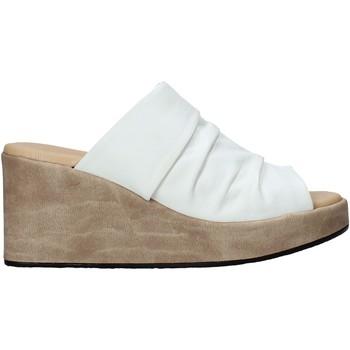 Sapatos Mulher Chinelos Sshady L2501 Branco